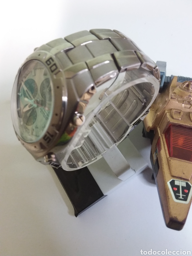 Vintage: Reloj Racer titaniun, quarzo,w7072101 - Foto 5 - 287788908