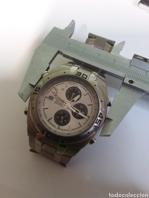 Vintage: Reloj Racer titaniun, quarzo,w7072101 - Foto 7 - 287788908