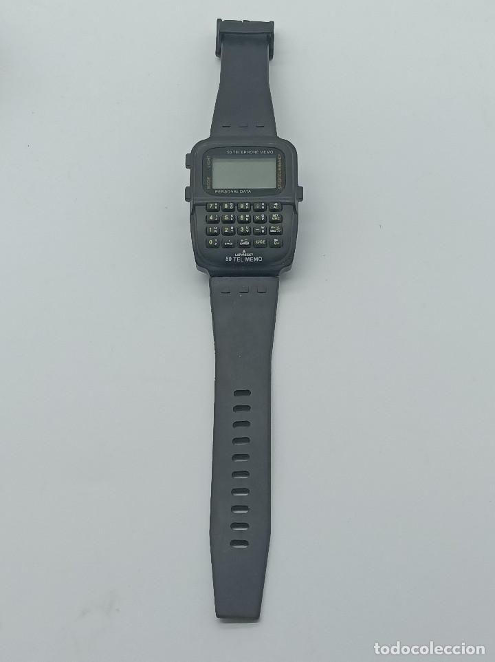 RELOJ 50 MEMORIAS DE TELEFONO (Relojes - Relojes Vintage )