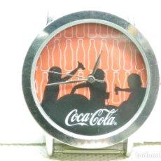 Vintage: BONITO VINTAGE RELOJ DE COLECCION COCA COLA EXCELENTE ESTADO FUNCIONA PERFECTO. Lote 288932693