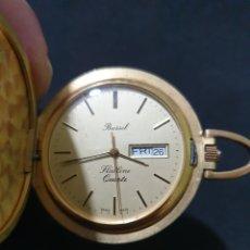 Vintage: ANTIGUO RELOJ BOLSILLO BASSEL. Lote 289027393