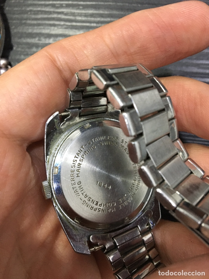 Vintage: Reloj de pulsera lucerne - Foto 2 - 289571133