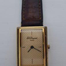 Vintage: RELOJ S.T.DUPONT CHAPADO EN ORO. Lote 289897188
