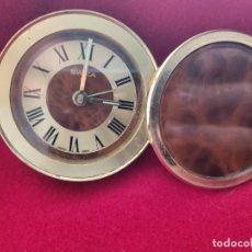 Vintage: RELOJ DESPERTADOR SWIZA 8. Lote 293255803