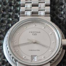 Vintage: CERTINA DS CORONATION. Lote 293774598