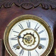 Vintage: WATERBURY CLOCK CHAPMAM. Lote 296000183