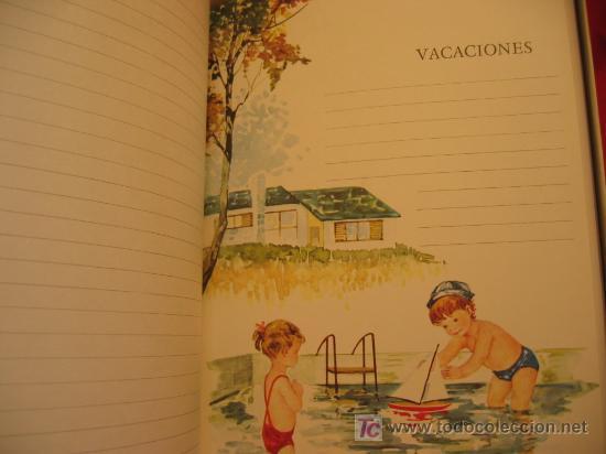 Vintage: NUESTRO BEBE, NACAR, EN SU CAJA DE ORIGEN--LIBRO vintage EL PRIMER DÍA DE TODA UNA VIDA--monar - Foto 2 - 27185591