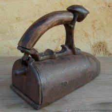 Vintage: PLANCHA CARBON DE HIERRO ,,, PLAN365. Lote 158247400