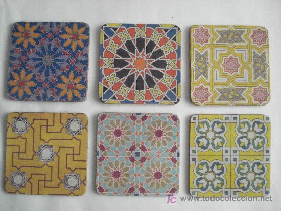 POSAVASOS DE COLECCION (Vintage - Decoración - Varios)