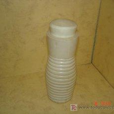 Vintage: POLVERA DE PLASTICO CON TAPA. Lote 16292877