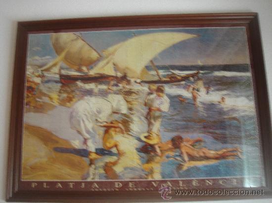 Vintage: VISTA COMPLETA CON EL MARCO - Foto 6 - 27436405