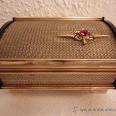 Vintage: CAJA DE MUSICA AÑOS 60 MARCA LADY MATE. Lote 22912072