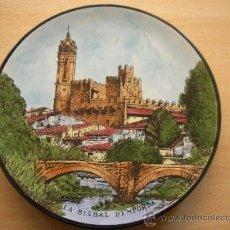 Vintage: PLATO DE LA BISBAL D'EMPORDA. 18.5 CM. Ø. PIEZA PERFECTA.. Lote 27359126