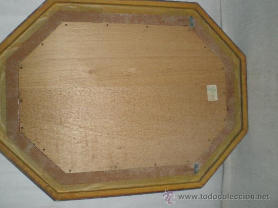 Vintage: espejo marmolizado - Foto 2 - 26922343