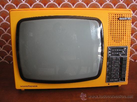 Television a os 39 70 nordmende comprar en todocoleccion - Television anos 70 ...