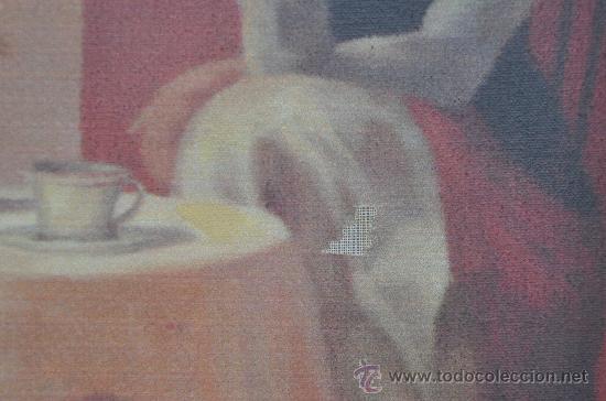 Vintage: Lámina con ilustración de Espresso. - Foto 3 - 26394300