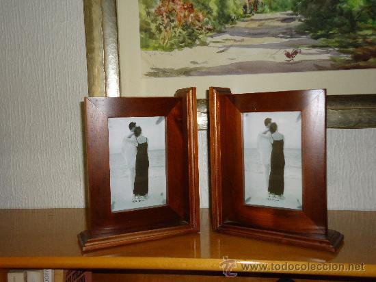 Originales sujetalibros en madera que son a la comprar - Marcos de fotos originales ...