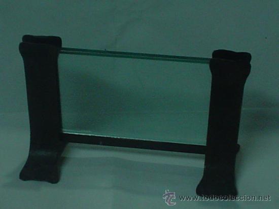 portaretrato marco vidrio hierro diseño decorac - Comprar en ...