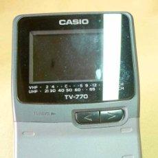 Vintage: ANTIGUO TELEVISOR, CASIO, . Lote 41742684