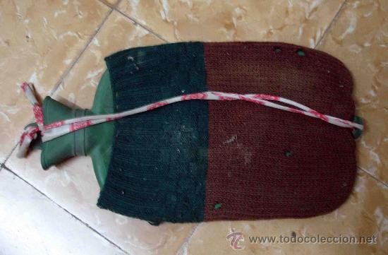 Bolsa de agua caliente para la cama marca pire comprar en todocoleccion 27920147 - Bolsa de agua caliente ...