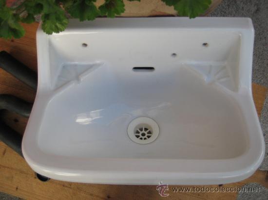Lavabo Manos.Lavabo Para Manos Pequeno Antiguo Aleman Vendido En