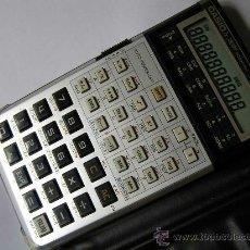 Vintage: CALCULADORA CASIO FX-3800P SCIENTIFIC CALCULATOR 10-DIGIT N CIENTIFICA PROGRAMABLE.. Lote 54643835
