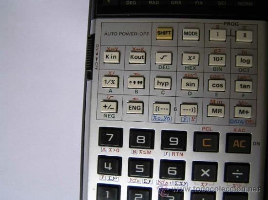 Vintage: CALCULADORA CASIO fx-3800P SCIENTIFIC CALCULATOR 10-DIGIT N CIENTIFICA PROGRAMABLE. - Foto 8 - 54643835
