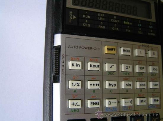 Vintage: CALCULADORA CASIO fx-3800P SCIENTIFIC CALCULATOR 10-DIGIT N CIENTIFICA PROGRAMABLE. - Foto 14 - 54643835