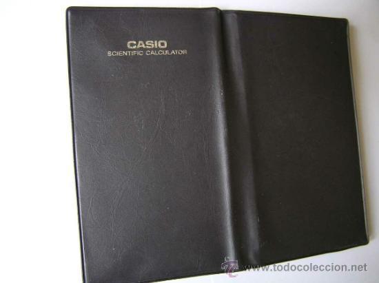 Vintage: CALCULADORA CASIO fx-3800P SCIENTIFIC CALCULATOR 10-DIGIT N CIENTIFICA PROGRAMABLE. - Foto 17 - 54643835