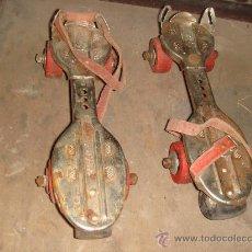 Vintage: ANTIGUOS PATINES DE LOS AÑOS 50~. Lote 32247093
