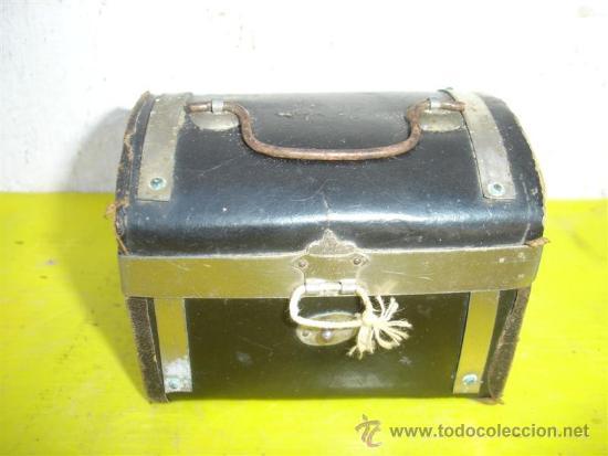 PEQUEÑO BAUL (Vintage - Decoración - Varios)