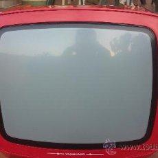 Vintage: ANTIGUA TELEVISION-VANGUARD (MODELO 4012)FABRICADO EN ESPAÑA POR CAHUE INDUSTRIAL S.A-PORTATIL-. Lote 33215685