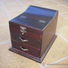 Vintage: PRECIOSO JOYERO O PEQUEÑO TOCADOR. Lote 34099827