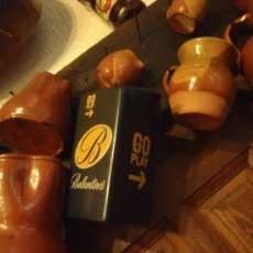Vintage: JARRA CERAMICA BALLENTINES. Lote 34406406