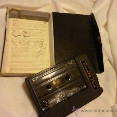 Vintage: IDENTIFICADOR DE CASETTES SONY. Lote 34754252