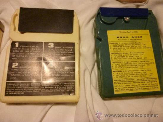 Vintage: CBS T8 ESTEREO CASETTE - Foto 8 - 34754416