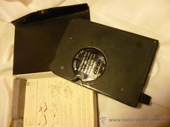 Vintage: IDENTIFICADOR DE CASETTES SONY - Foto 3 - 34754252
