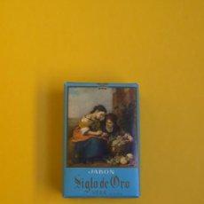 Vintage: ANTIGUA PASTILLA DE JABÓN SIGLO DE ORO.. Lote 34936927