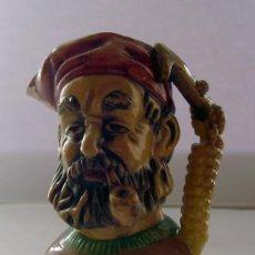 Vintage: JARRA DE CERVEZA ALEMANA, PINTADA A MANO. Lote 35682965