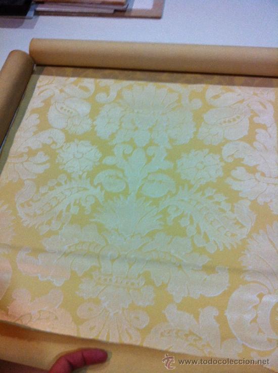 Dos rollos de papel pintado a os veinte adamasc comprar en todocoleccion 35852428 - Papel pintado anos 60 ...