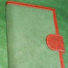 Vintage: CARTERA PIEL DOCUMENTOS. Lote 36301279