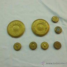 Vintage: LOTE 8 QUEMADORES DE COCINA DE GAS . Lote 36443425