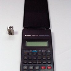 Vintage: ANTIGUA CALCULADORA CASIO FX-82 SUPER FRACTION FUNCIONA. Lote 36447850