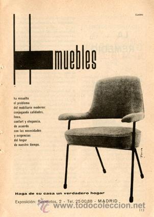 P gina publicidad original tienda hache mueble comprar - Pagina de muebles ...