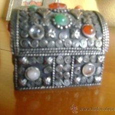 Vintage: CAJAS Y BAUL. Lote 37341499