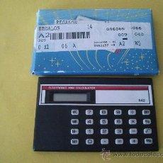 Vintage: ELECTRONIC MINI CALCULATOR. AÑOS 80.. Lote 37414400