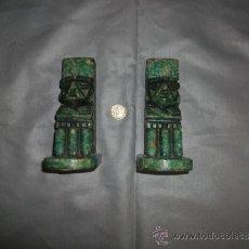 Vintage: SUJETALIBROS AZTECAS. Lote 37530807