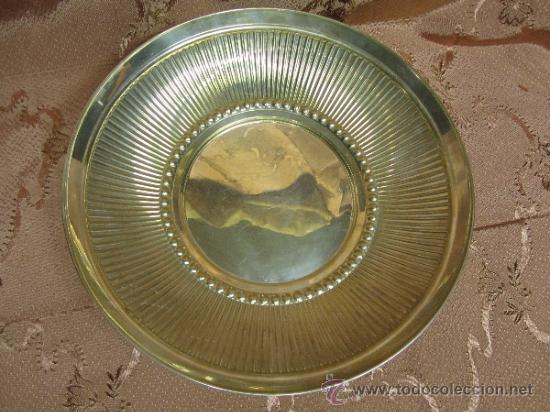 Vintage: Centro de mesa Christian Dior de plata de ley de decoración estilo frutera - Foto 2 - 37682860