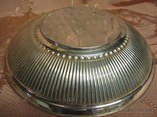 Vintage: Centro de mesa Christian Dior de plata de ley de decoración estilo frutera - Foto 4 - 37682860