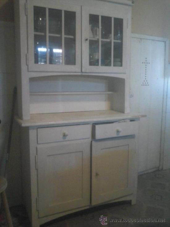original alacena armario de cocina tipo frances comprar On comprar armario cocina